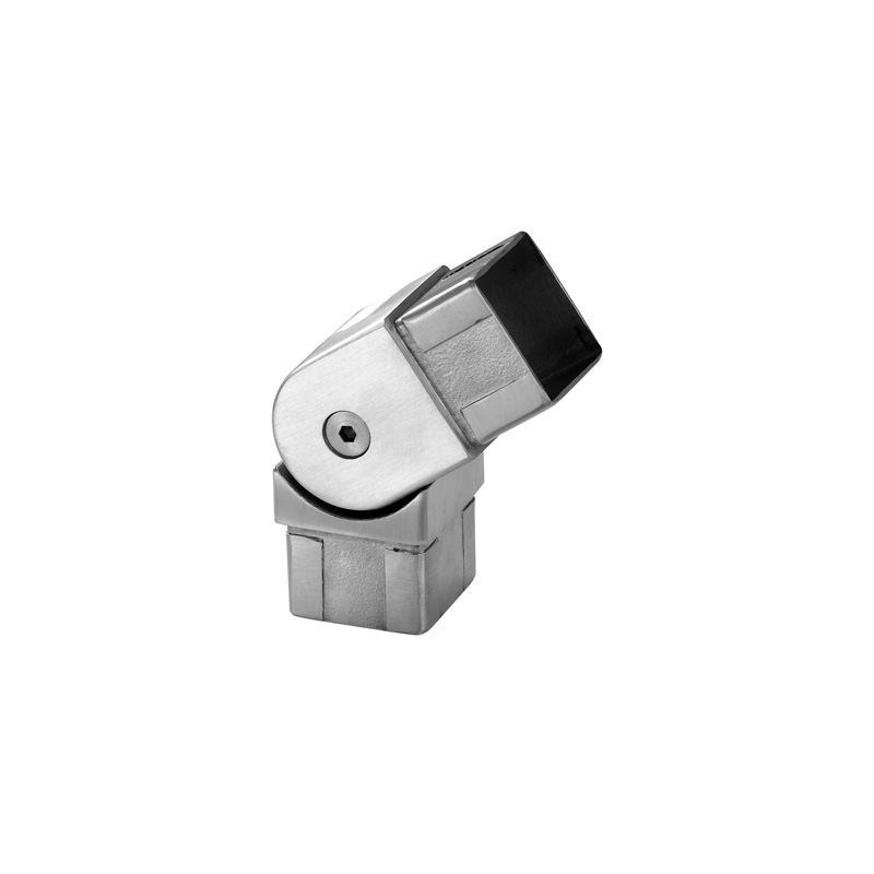 1 Inch Square Tubing Connectors YS-1418A