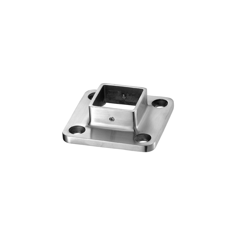Stainless Steel Square Flange YS-1708